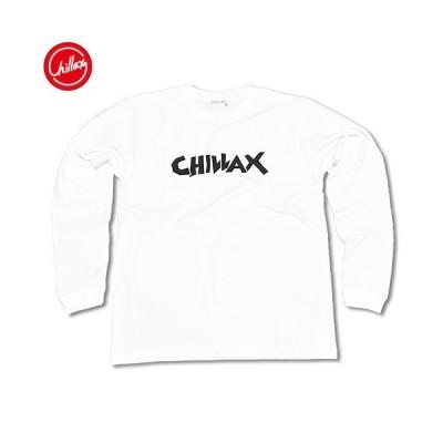 RHC Ron Herman (ロンハーマン): Chillax ロング Tシャツ(ホワイト)