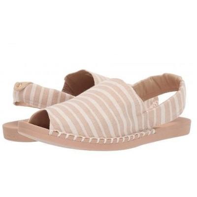 Reef リーフ レディース 女性用 シューズ 靴 スニーカー 運動靴 Escape Sling TX - Natural Stripes