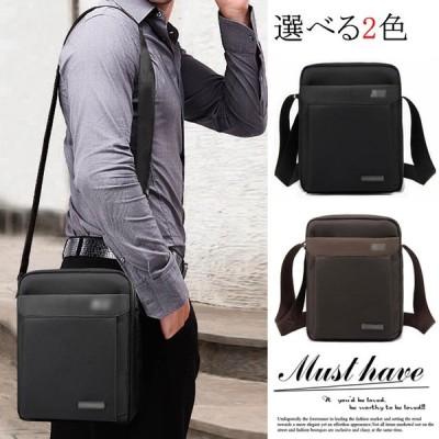 ショルダーバッグ メンズ バッグ 斜めがけ ビジネスバッグ バッグ 通勤 カジュアル アウトドア カバン 人気 鞄