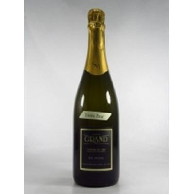 【グラン】 クレマン デュ ジュラ エクストラ ブリュット [NV] 750ml 白泡 【GRAND】Cremant du Jura Extra Brut