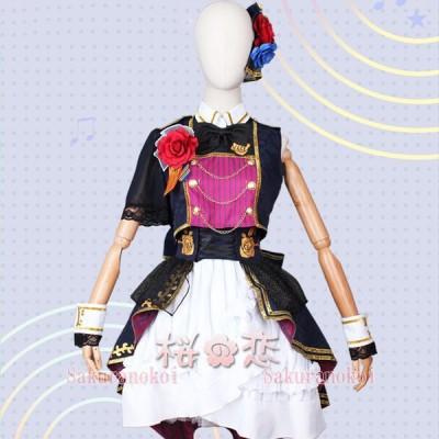 BangDream Roselia 今井リサ いまい りさ コスプレ衣装 アニメ 仮装 コスチューム コミケ ハロウィン y3221