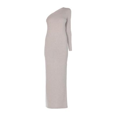 RALPH LAUREN BLACK LABEL ロングワンピース&ドレス ベージュ M カシミヤ 100% ロングワンピース&ドレス