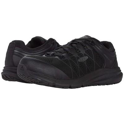 Keen Utility Vista Energy メンズ スニーカー 靴 シューズ Black/Raven
