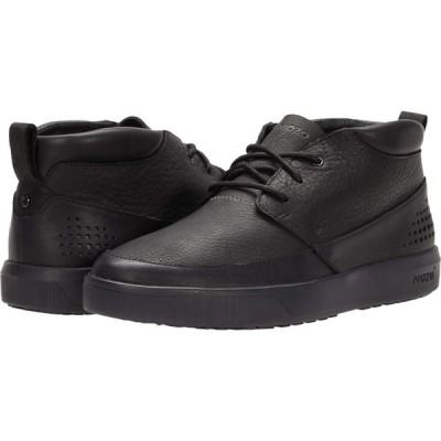 モゾ MOZO メンズ ブーツ チャッカブーツ シューズ・靴 Finn Chukka II Black