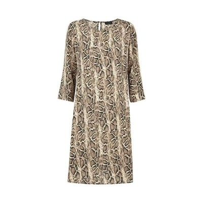 ジュームズ レイクランド James Lakeland レディース ワンピース ワンピース・ドレス Python Dress Print