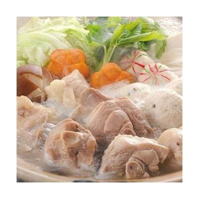 水炊き 4-5人用 水炊き鍋 はかた一番どり 冷凍