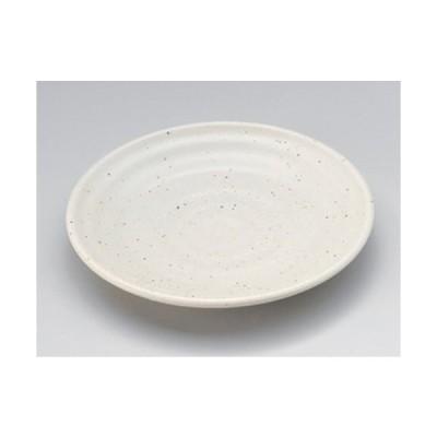 ☆ フルーツ皿 ☆美濃粉引4.0皿 [ 13.9 x 2cm 164g ] 【 料亭 旅館 和食器 飲食店 業務用 】