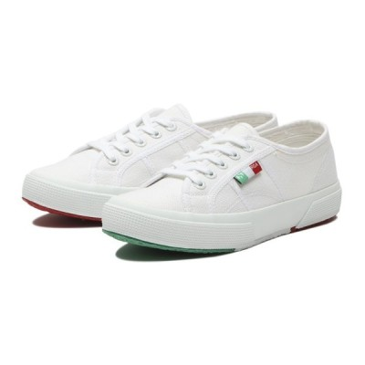SUPERGA スペルガ 2750-COTU TRICOLOR JP S111ZYW White Italy A5Z