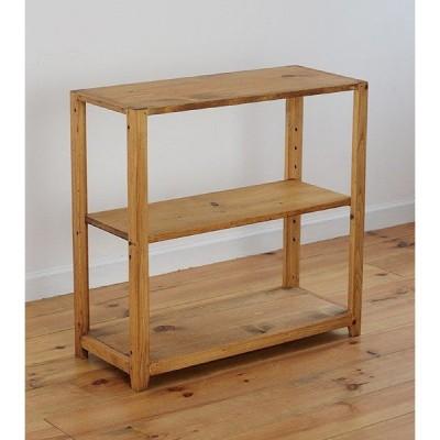 オープンシェルフ Photo Shelf N75  S  Photo Shelf パイン材