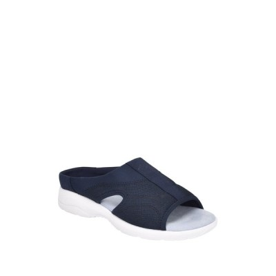 イージースピリット レディース サンダル シューズ Tine Slide Sandal DBL01