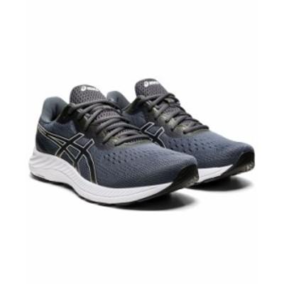 アシックス メンズ スニーカー シューズ Men's GEL-Excite 8 Running Sneakers from Finish Line Carrier Gray