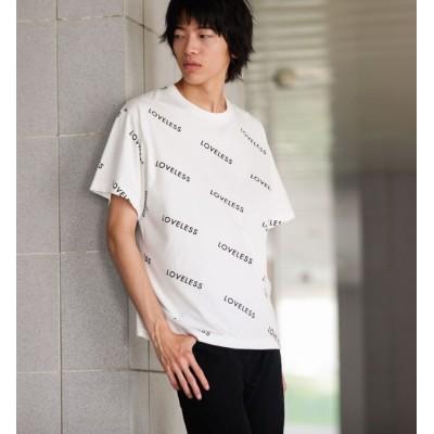 【ラブレス/LOVELESS】 LOVELESSロゴ Tシャツ
