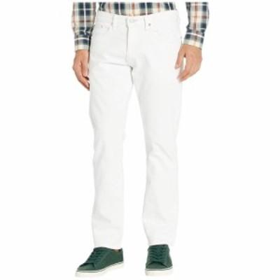 ラルフ ローレン Polo Ralph Lauren メンズ ジーンズ・デニム ボトムス・パンツ hampton relaxed straight fit jeans Hudson White