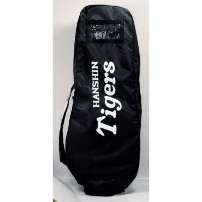 【メーカー発注品】 LEZAX (レザックス) ゴルフ用品 阪神タイガース トラベルカバー HTTC-7511 BLACK