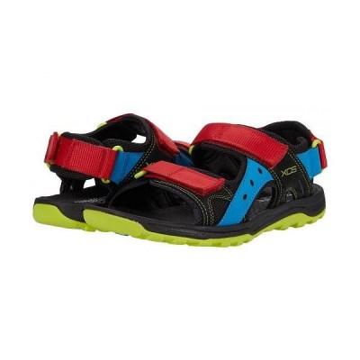 Rockport ロックポート メンズ 男性用 シューズ 靴 サンダル Trail Technique Adjustable Sandal - Black Multi