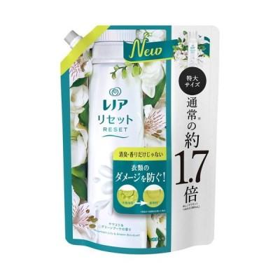レノアリセット ヤマユリ&グリーンブーケの香り 替 特大サイズ 795ml