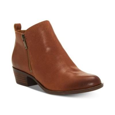 ラッキーブランド レディース ブーツ・レインブーツ シューズ Women's Basel Leather Booties