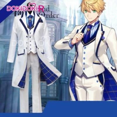 高品質 高級コスプレ衣装 ゲーム Fate (フェイト) 風 オーダーメイド コスチューム Fate/Grand Order Merlin Cosplay Costume
