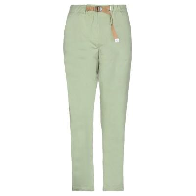 WHITE SAND 88 パンツ ライトグリーン 42 コットン 97% / ポリウレタン® 3% パンツ