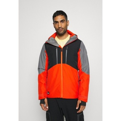 クイックシルバー ジャケット&ブルゾン メンズ アウター MISSION PLUS - Snowboard jacket - pureed pumpkin