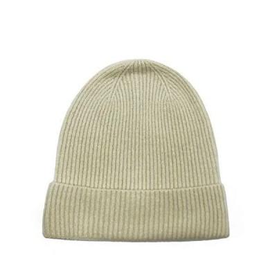 LCBD ゆったりとしたビーニー帽 冬ニットキャップ ソフトで暖かいスキーハット ユニセックス US サイズ: One Size カラー: ホワイト