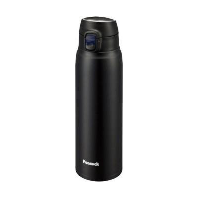 ピーコック ステンレスボトル ワンタッチマグ AMY-70 BD マットブラック 0.7L(1個入)/ ピーコック