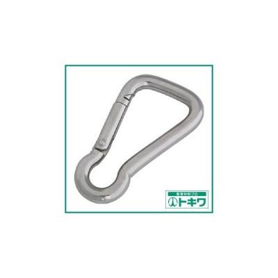 水本 ステンレス スナップフックBD型 線径10mm 長さ100mm ( B-1941 ) (株)水本機械製作所
