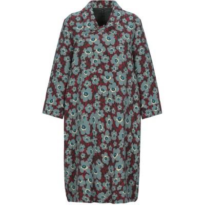 マニラ グレース MANILA GRACE ミニワンピース&ドレス パステルブルー 40 ポリエステル 96% / ポリウレタン 4% ミニワンピー