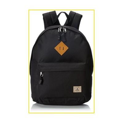 新品Everest Vintage Backpack, Black, One Size並行輸入品
