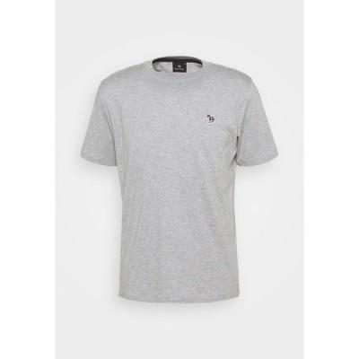 ポールスミス Tシャツ メンズ トップス MENS REG FIT ZEBRA - Basic T-shirt - grey