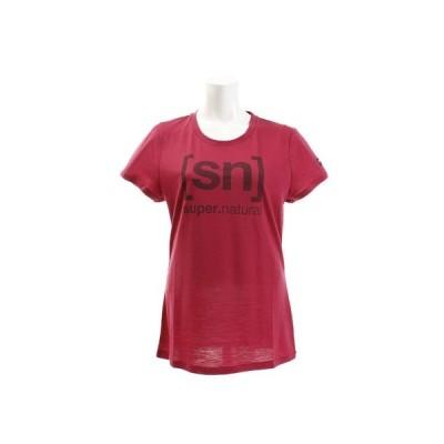スーパーナチュラル(super.natural) Tシャツ レディース 半袖 フィットネス SNW004783-9B-SNH13 オンライン価格 (レディース)