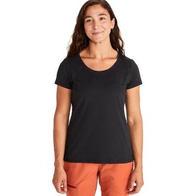 (取寄)マーモット オール アラウンド Tシャツ - レディース Marmot All Around T-Shirt - Women's Black