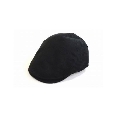 DAKS ダックス ハンチング D3774 ブラック 黒 メンズ 紳士  防寒対策 手洗い サイズ調節 小さいサイズ 大きいサイズ 日本製 ネット通販 秋冬