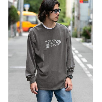 URBAN RESEARCH Sonny Label / Movie Photo Long-T-shirts WOMEN トップス > Tシャツ/カットソー