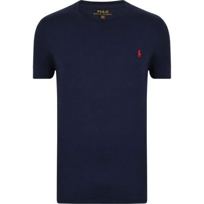 ラルフ ローレン Polo Ralph Lauren メンズ Tシャツ トップス Custom T Shirt Ink Blue