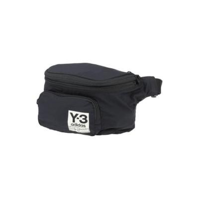 ワイスリー Y-3  メンズ バックパック ヒップバッグ 鞄 ブラック