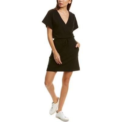 グレイステート ワンピース トップス レディース Grey State Eva Faux Wrap Dress black