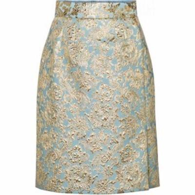ドルチェandガッバーナ Dolce and Gabbana レディース ミニスカート スカート brocade skirt Jacquard