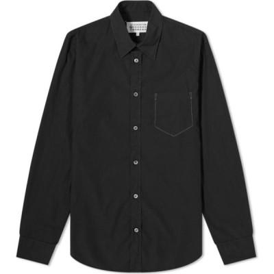 メゾン マルジェラ Maison Margiela メンズ シャツ トップス Ghost Pocket Shirt Anthracite