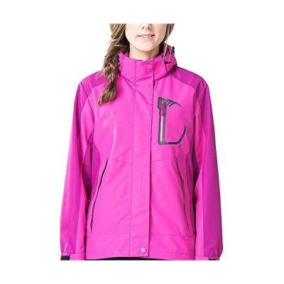 レディース シャケット 登山 アウトドアウェア コート アウターウェア ジョギング 保温防寒 防風防水 パーカ ?