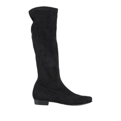NILA & NILA ブーツ ブラック 36 紡績繊維 ブーツ