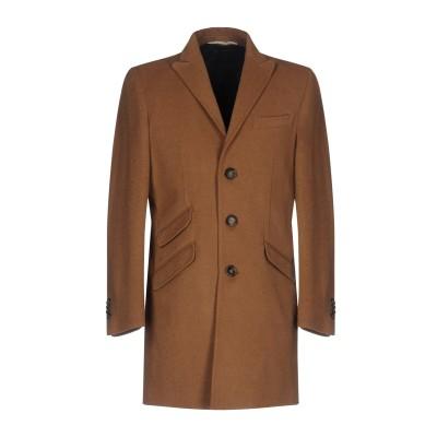 EXIBIT コート キャメル 54 バージンウール 80% / ナイロン 20% コート