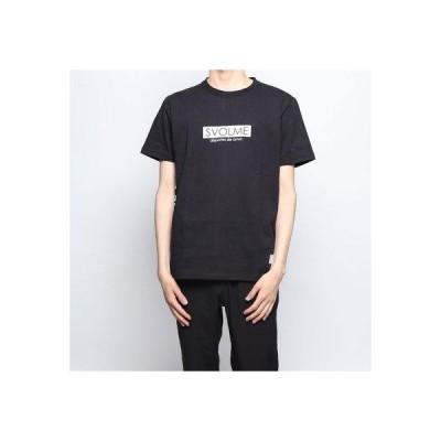 スボルメ SVOLME メンズ サッカー/フットサル 半袖シャツ BOXロゴTシャツ 1191-08600