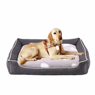 犬 ベッド 小型犬 中型犬 オールシーン ペット用品 猫ベッド 犬 ベッド 110(中古品)