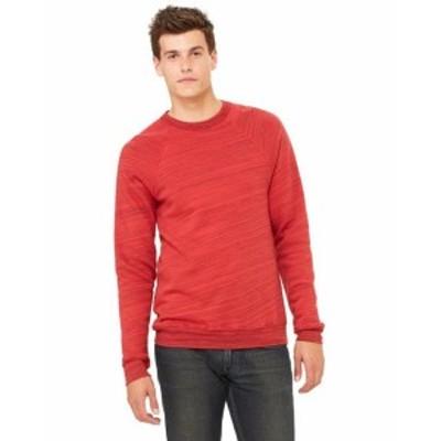 ファッション トップス Clementine Womens Sponge Fleece Crew Neck Sweatshirt CLM3901TN All Sizes
