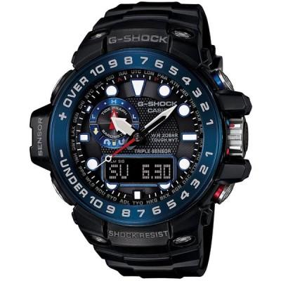 [カシオ] 腕時計 ジーショック GULFMASTER 電波ソーラー GWN-1000B-1BJF ブラック[並行輸入品]