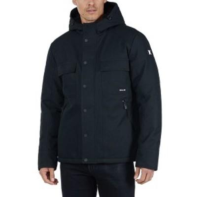 ハーレー メンズ ジャケット&ブルゾン アウター Men's Sebatien Jacket Black