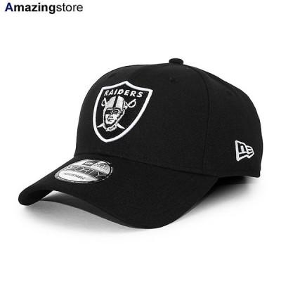 ニューエラ 9FORTY ラスベガス レイダース 【NFL THE LEAGUE ADJUSTABLE CAP/BLACK】 NEW ERA LAS VEGAS RAIDERS