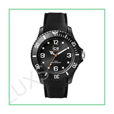 Ice-Watch - ICE Sixty Nine Black - Men's (Unisex) Wristwatch with Silicon Strap - 007277 (Medium) 並行輸入品