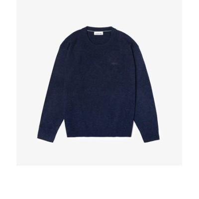 ボーイフレンドクルーネックセーター